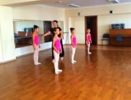 Шымкентте балет студиясы жұмыс істейді