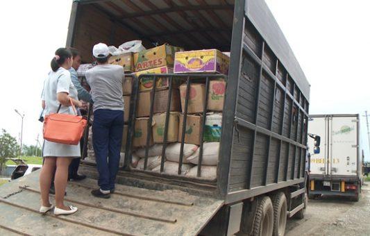 ЭКСПО-ға 262 тонна өнім жөнелтілді
